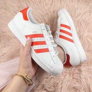New Adidas Women's Superstar Sneakers